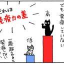 免疫力を上げる4コマ猫漫画