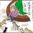 きなこの生い立ちの猫漫画